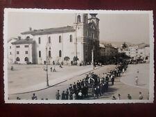 FOTOGRAFIA D'EPOCA GORIZIA CHIESA SANT'IGNAZIO CERIMONIA FUNEBRE 30 LUGLIO 1947