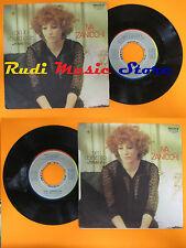 LP 45 7'' IVA ZANICCHI Con la voglia di te Sei contento 1978 italy (*) cd mc dvd