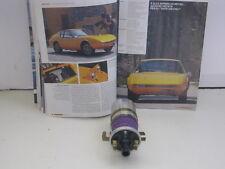FIAT 850 -GRAND  PRIX FRANCIS LOMBARDI DEL 68 - SUPER BOBINA 12V