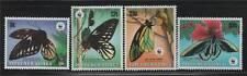 Papua New Guinea 1989 Butterflies SG579/82 MNH