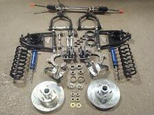 Mustang II 2 Front Suspension IFS Manual Stock Spindles Street Rod Ford Chevy