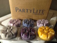 Partylite Candles Fig Tree Scent Plus Melts Rare No Longer Available