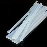 10X 7x100mm DIY Hot Melt Glue Sticks Clear Adhesive For Hot Melt Guns Car CrZJA