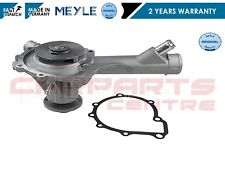 FOR MERCEDES BENZ C-CLASS CLK E SLK ENGINE COOLANT WATER PUMP NEW MEYLE GERMANY
