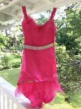 Disney HSM Sharpay Prom Girls M 7-8 High School Musical Dress Up Costume Gift
