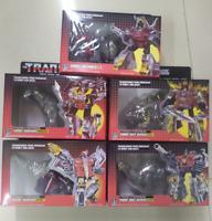 Transformers G1 slag sludge grimlock swoop snarl dinobots reissue action figure