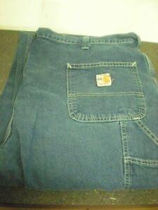 5 Carhartt FR Carpenter's Jeans Size 42x30 #290-83 - (GOOD CONDITION)  C*