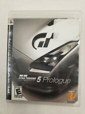 Gran Turismo 5 Prologue (Sony PlayStation 3, 2008) Ps3 Free Fast Shipping