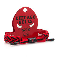 NEW RASTACLAT CHICAGO BULLS SHOELACE NYLON WRISTBAND BRACELET SNOOP LION
