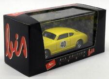 Modellini statici auto da corsa rossa per Lancia