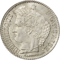 Monnaies, IIème République, 20 Centimes Cérès 1850 A, KM 758.1 #82687