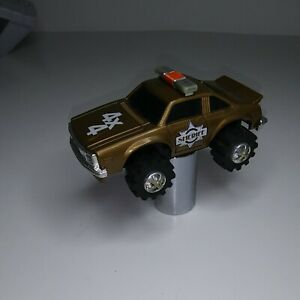 1981 LJN Rough Riders 4x4 Smokey And The Bandit II Sheriff Buford T. Justice Car