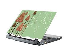 "Aufkleber Skin Case Cover f. 15.6"" Notebook Laptop Bäume Schnee Winter   NEU"