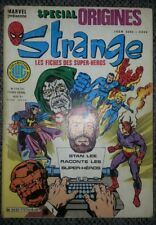 SPÉCIAL ORIGINES STRANGE N°172 - SEMIC FRANCE. version Française.Sans fiches