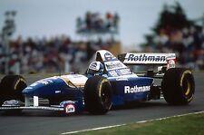 David COULTHARD. Williams 1995. Vintage 35mm F1 slide / diapo. S321