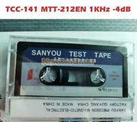 NEW 1pc Test Tape Replace For TCC-141 MTT-212EN 1KHz -4dB