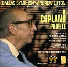 Dallas Symphony Orchestra - A Copland Profile - CD