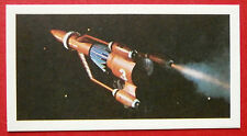 Barratt THUNDERBIRDS 2nd Series Card #22 - Thunderbird 3 Fires a Booster Rocket