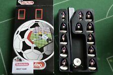 Subbuteo Team Squadra LW West Ham United London Hammers nuova base bianca