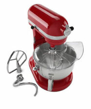 KitchenAid Professional 600 Bowllift Stand Mixer Empire Red 6 QT 575w RKP26M1XER