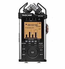 TASCAM DR-44WL Handheld Portable Wi-Fi Linear PCM Audio Recorder w/ 4GB SD Card
