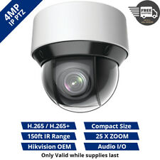 DS-2DE4A425IW-DE OEM 4MP IP 25X OPTICAL ZOOM Speed Dome Mini IR PTZ Ship from US