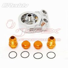 TRUST GReddy Oil Block Adapter Type-E M20xP1.5-AN10 for UNIVERSAL 12401126