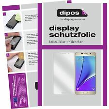2x Samsung Galaxy Note 5 Pellicola Prottetiva Transparente Proteggi Schermo