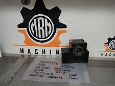 BAUGRUPPE 01031481 Gear Box 1:10 100x100 10KG 59073730B 50691881:50691872 Used