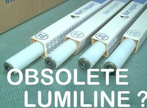 """11.75""""~FROSTED~Superior Replacement~40W Equal~LUMILINE~(6W)~LED~Light Bulb Lamp"""