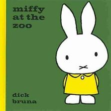 Miffy at the Zoo by Dick Bruna New Hardback Book