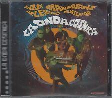 LOS GRANADIANS DEL ESPACIO EXTERIOR - LA ONDA COSMICA - (sealed cd) - LQ 080 CD