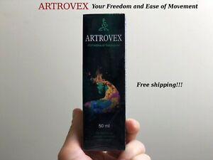 Artrovex Joint Cream Effectively removes Irritation and Inflammation 100%Action