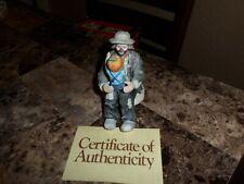 Emmett Kelly Jr Miniature (The Emmett'S Fan) #10013