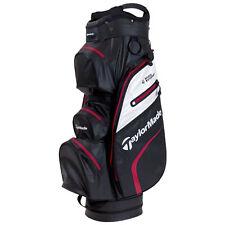 TaylorMade Deluxe Waterproof Golf Cart Bag - M7141101