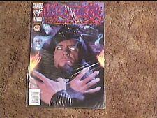 UNDERTAKER HALLOWEEN SPECIAL # 1  COMIC BOOK VF/NM  WRESTLING