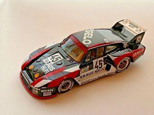 1/43 Spark Porsche 935 Gelo 24h Le Mans 1980 Wollek Kelleners