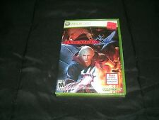 Devil May Cry 4 (Microsoft Xbox 360, 2008) Brand New Factory Sealed
