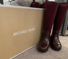 BNWT Michael Kors Stretch Wellies/Boots - Size 3 (36)