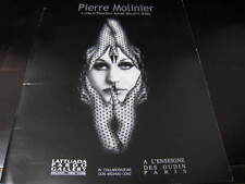 Pierre Molinier A Cura di Francesca Alfano Italian Exhibition Program Book