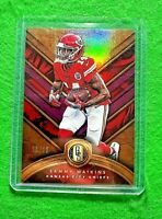 SAMMY WATKINS PRIZM ROSE GOLD CARD SP #/25 CHIEFS 2019 PANINI GOLD STANDARD SSP