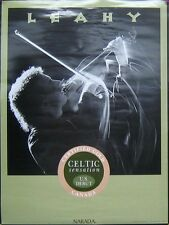 LEAHY POSTER, SPECTACULAR CELTIC (H8)