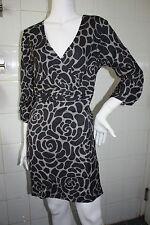 Boden V-Neck 3/4 Sleeve Floral Dresses for Women