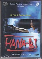 Dvd  HANA-BI - FIORI DI FUOCO di Takeshi Kitano nuovo 1997