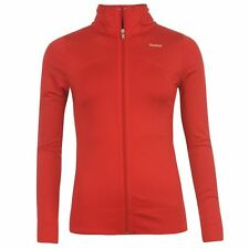 Reebok Women's RED Track Tracksuit Top Jacket BNWT SIZE MEDIUM SIZE12