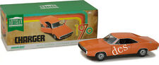 GREENLIGHT Artisan Collection 1970 Dodge Charger HEMI Orange 1/18 DIECAST 19208