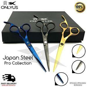 Professional 6inch Hairdressing Barber Scissor Hair Cutting Salon ONLYUS Shears