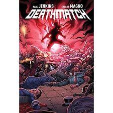 Deathmatch: Vol. 3 by Carlos Magno, Paul Jenkins (Paperback, 2015)