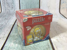 Ravensburger 3D Ball Puzzle The Simpsons Homer RARE SEALED UNUSED Collectable