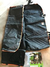 New listing Lantoo Dog Seat Cover, Large Back Seat Pet Seat Cover Hammock for Cars, Trucks